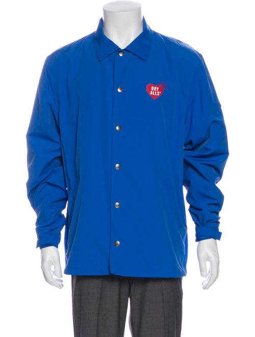 Human Made Jacket Blue