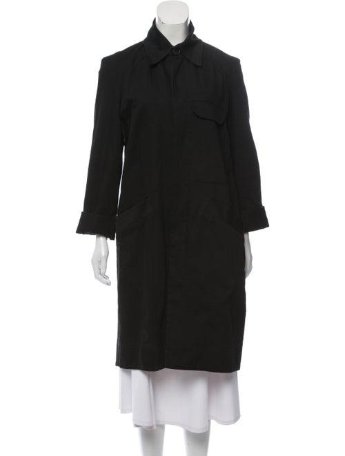 Henrik Vibskov Coat Black