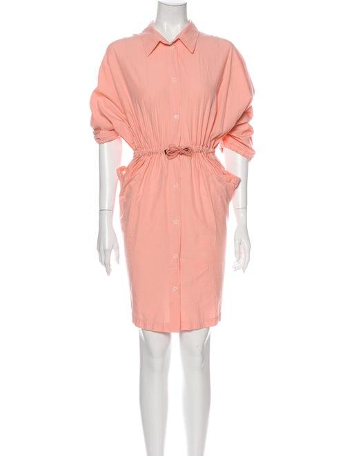 Henrik Vibskov Knee-Length Dress Pink