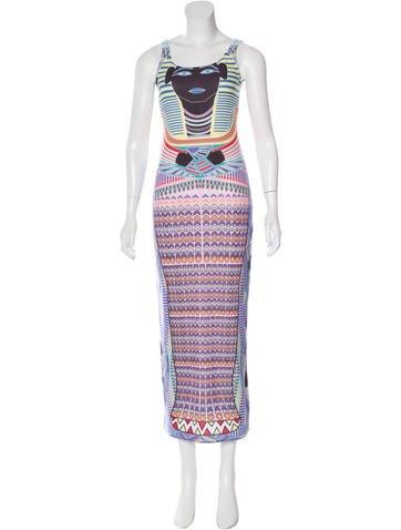 Mara Hoffman Printed Maxi Dress None