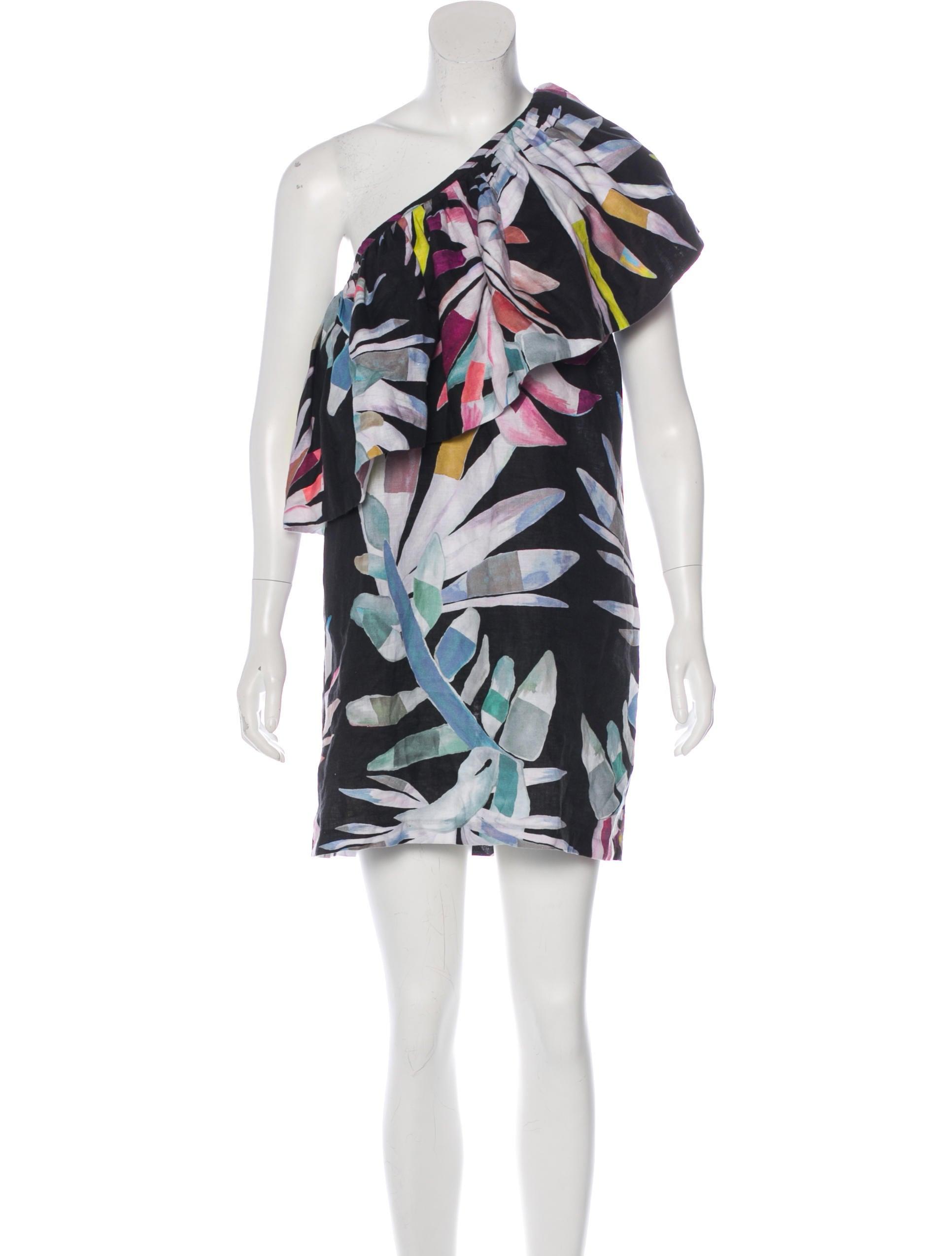 c1f11aeb855 Mara Hoffman Xylophone Printed Dress - Clothing - WHX22989