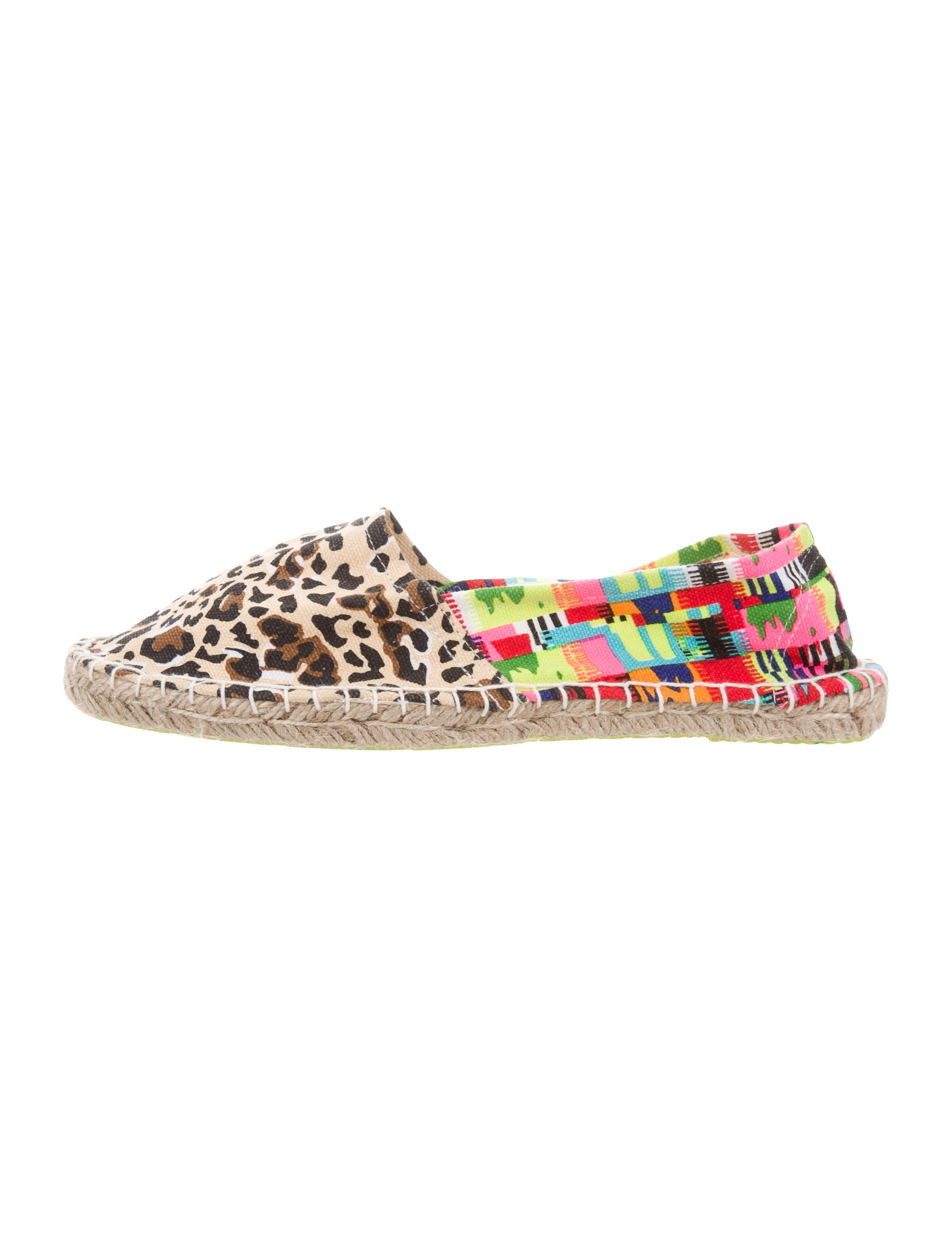 Mara Hoffman Printed Espadrille Flats discount new original sale online outlet with mastercard Gmb4zLySr