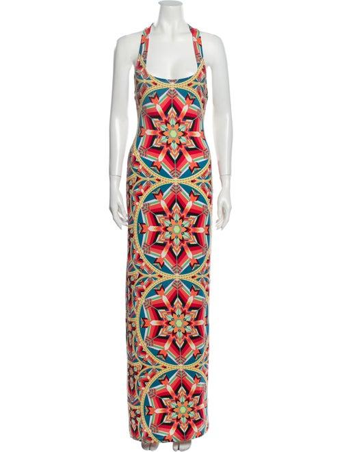 Mara Hoffman Printed Long Dress