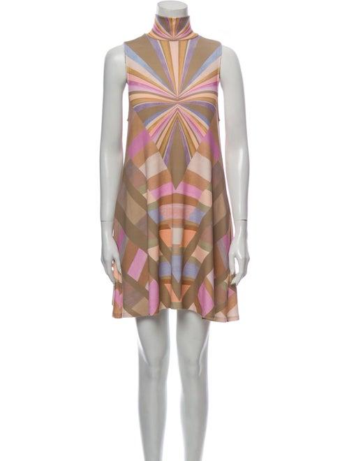 Mara Hoffman Printed Mini Dress
