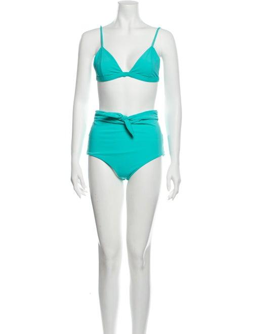 Mara Hoffman Bikini w/ Tags Blue