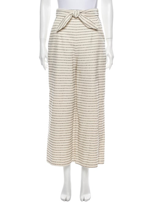 Mara Hoffman Striped Wide Leg Pants