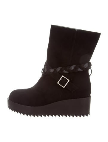 Ritch Erani NYFC Platform Wedge Boots w/ Tags None