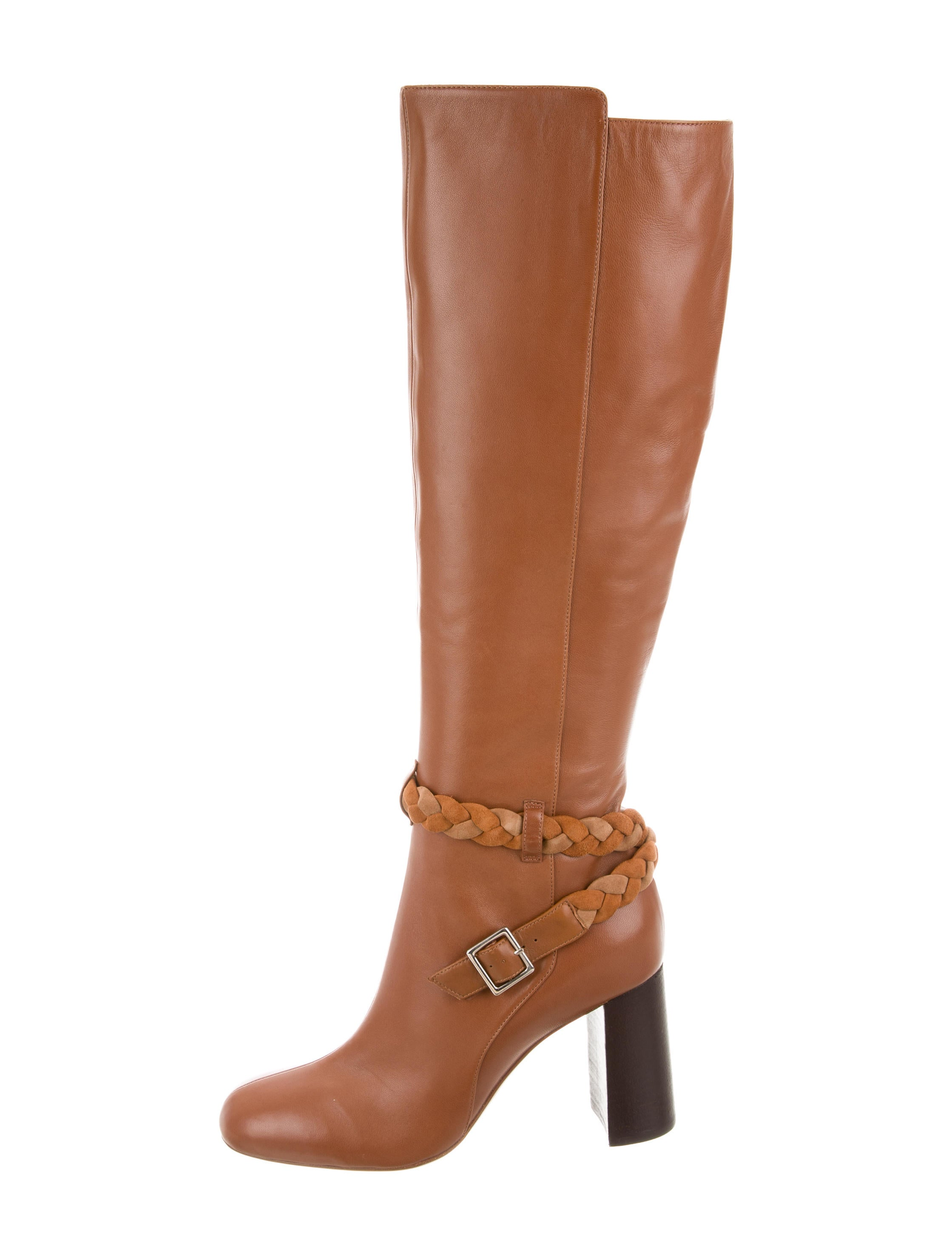 Ritch Erani NYFC Leather Knee-High Boots w/ Tags choice sale order wiki online pZwIT