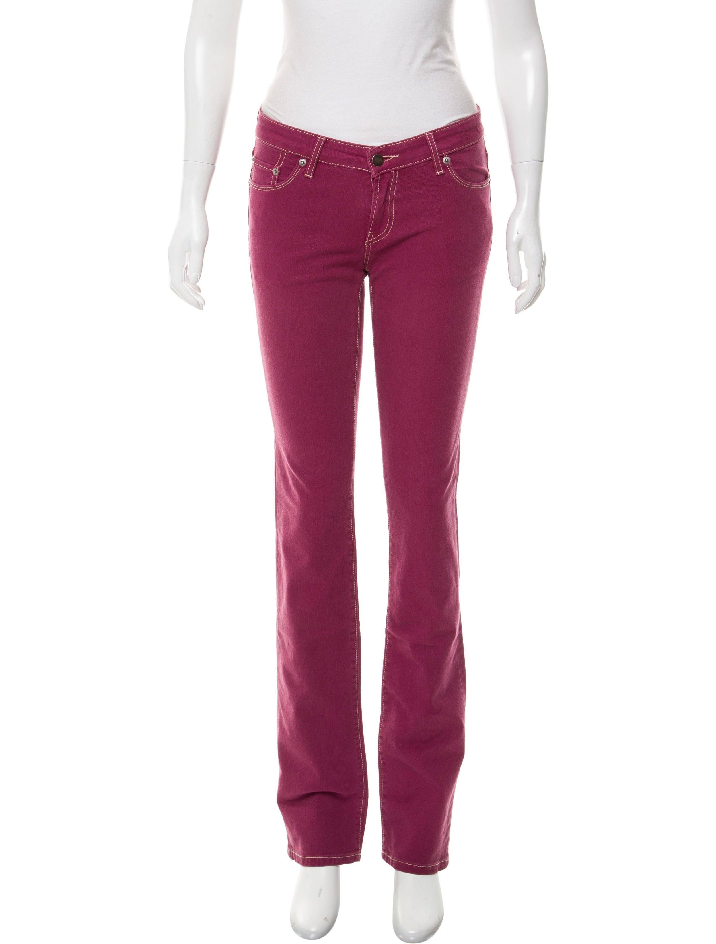94a13b96039b Massimo Alba Mid-Rise Straight-Leg Pants w  Tags - Clothing ...