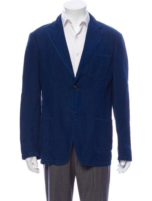 Massimo Alba Sport Coat Blue