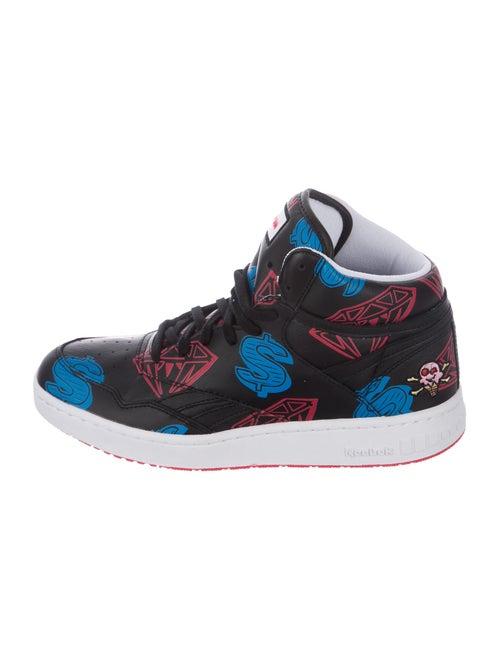 Icecream x Reebok Sneakers Black