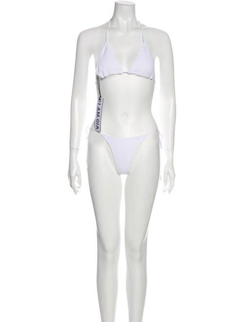 I.am.gia Bambina Bikini w/ Tags White