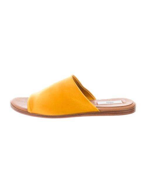 Miista Slides Yellow
