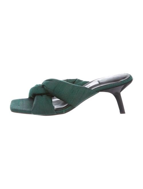 Miista Slides Green