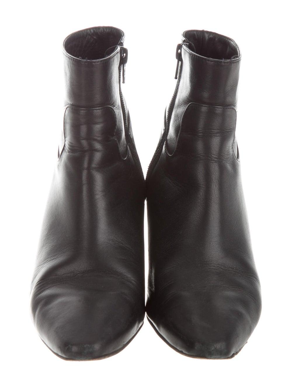 Miista Leather Boots Black - image 3