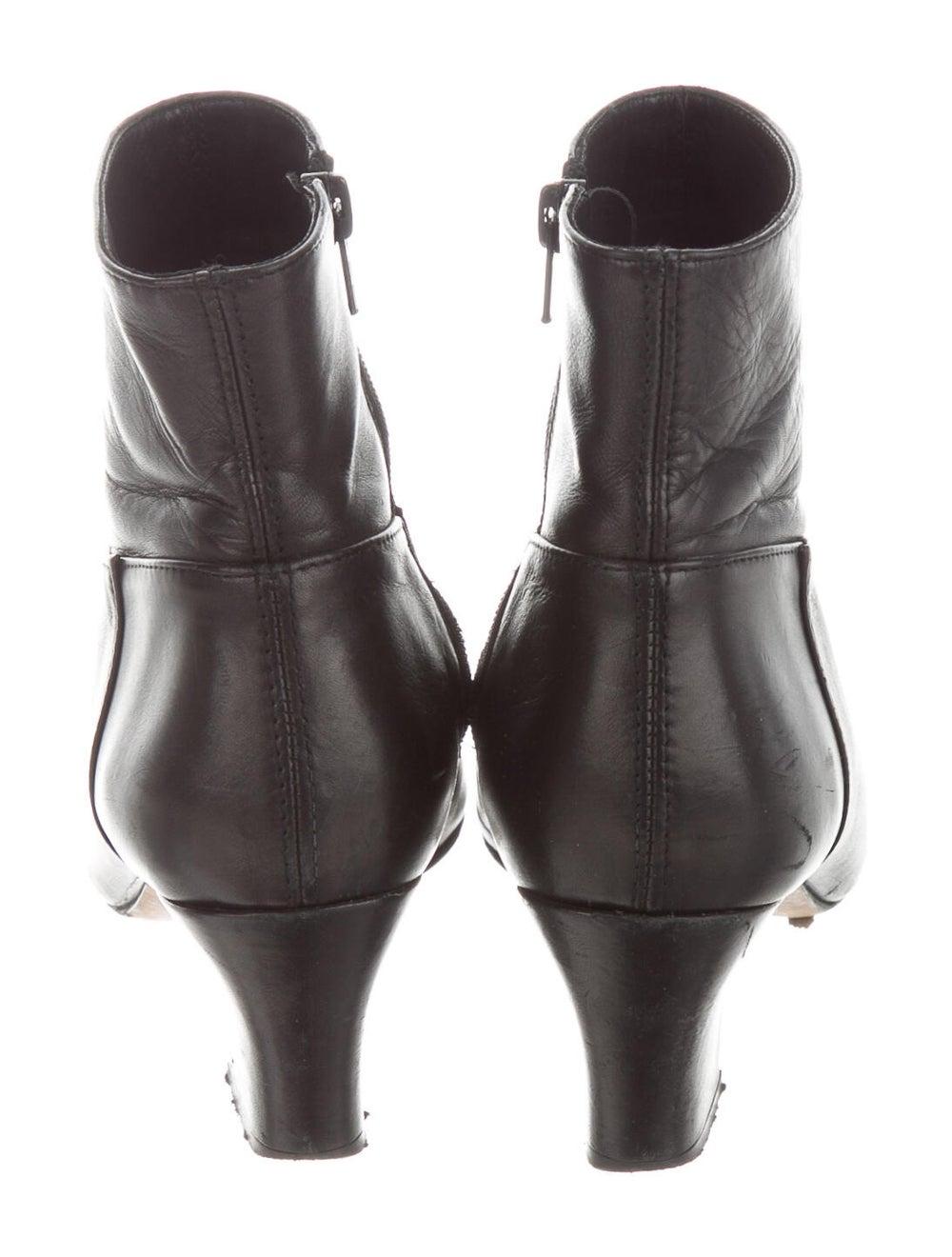 Miista Leather Boots Black - image 4