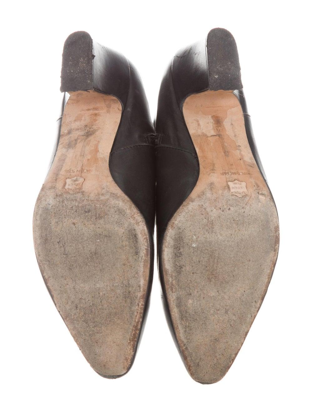 Miista Leather Boots Black - image 5