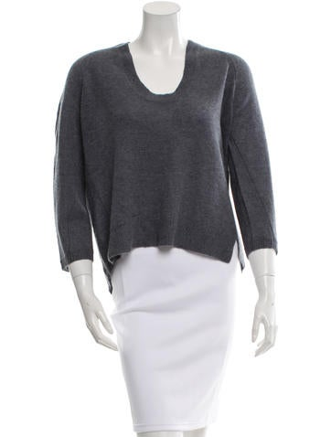 Inhabit Cashmere High-Low Sweater w/ Tags None
