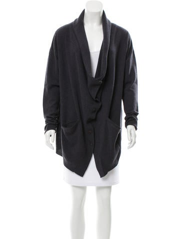 Inhabit Oversize Cashmere Cardigan w/ Tags None