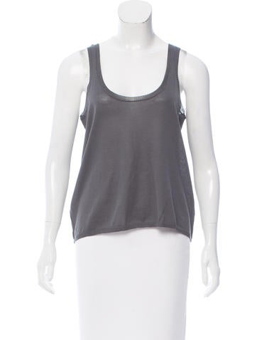 Inhabit Scoop Neck Sleeveless Top w/ Tags None