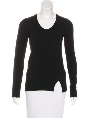 Inhabit Cashmere Knit Sweater None