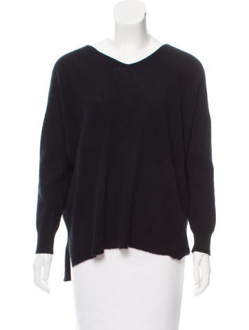 Inhabit Cutout Knit Sweater None