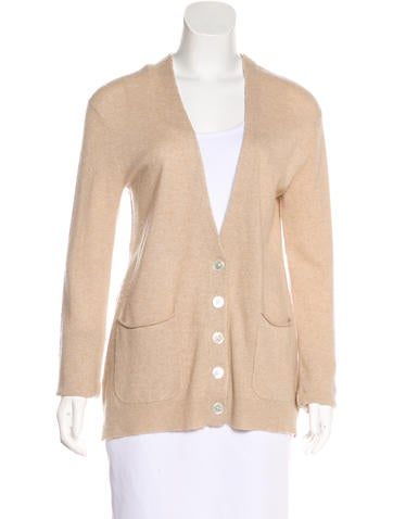 Inhabit Knit Cashmere Cardigan None
