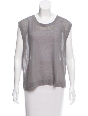 Inhabit Sleeveless Knit Top w/ Tags None