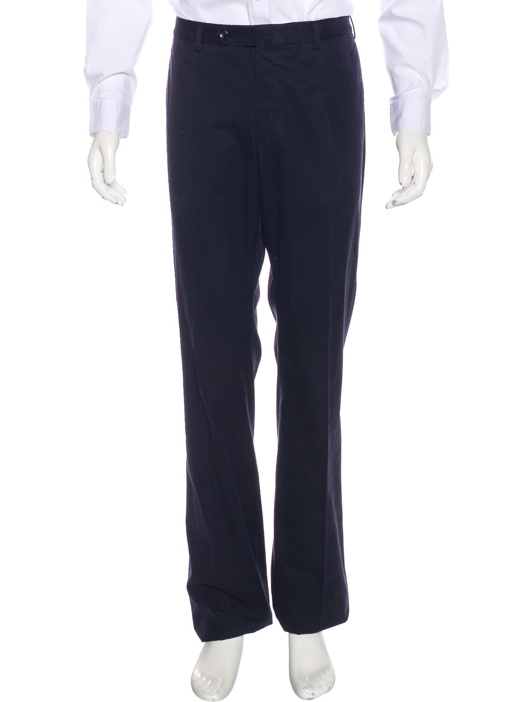 Incotex woven dress pants w tags clothing wincx20225 Woven t shirt tags