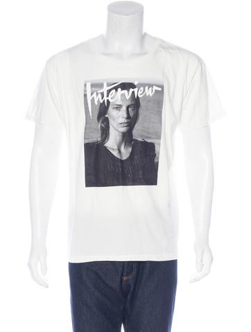 Interview x erro short sleeve graphic t shirt clothing for Dress shirt for interview