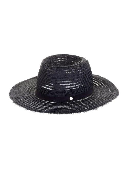 Inverni Wide Brim Hat Blue