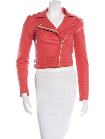 Zefir Leather Jacket