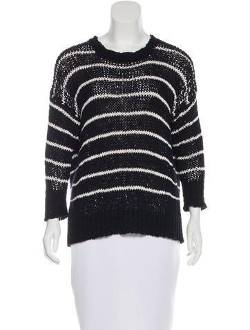 Iro Odessa Oversize Sweater None