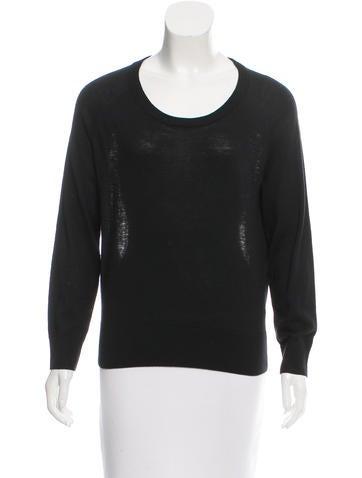 Iro Amber Distressed Sweater None