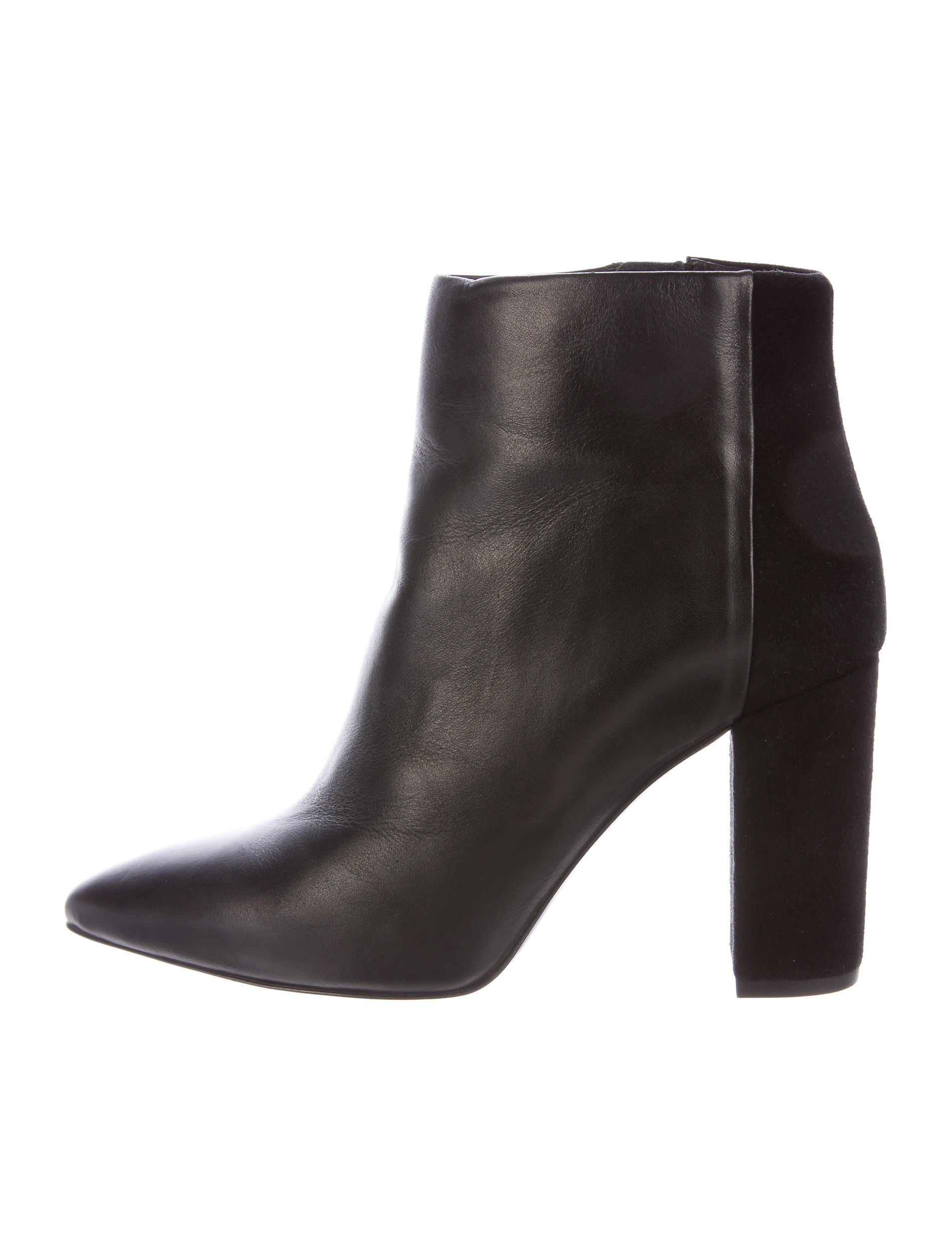 Iro Pointed-Toe Ankle Boots wiki online official online 1VMfC17kl