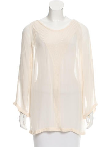 Iro Long Sleeve Tunic w/ Tags None