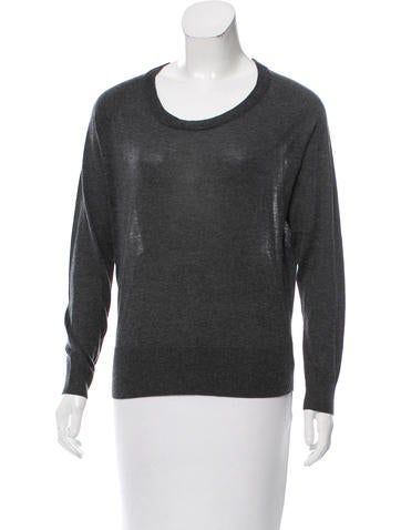 Iro Distressed Knit Sweater None