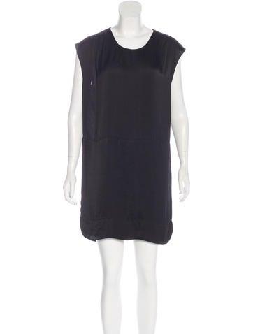 Iro Sleeveless Mini Dress None