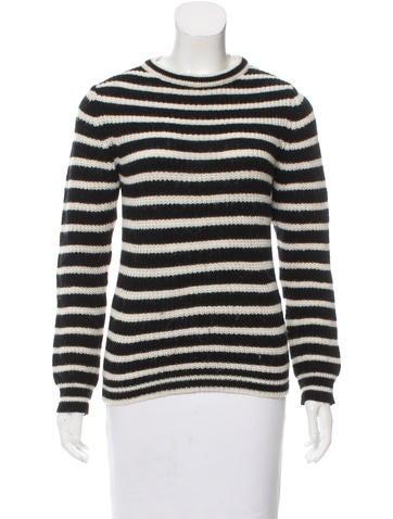 Iro Shelton Striped Sweater None