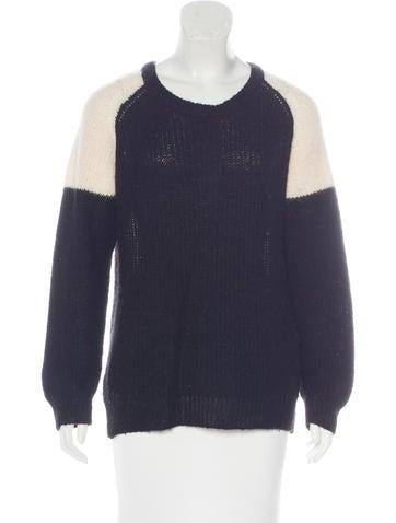 Iro Piper Colorblock Sweater None