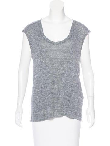 Iro 2017 Rib Knit T-Shirt w/ Tags None