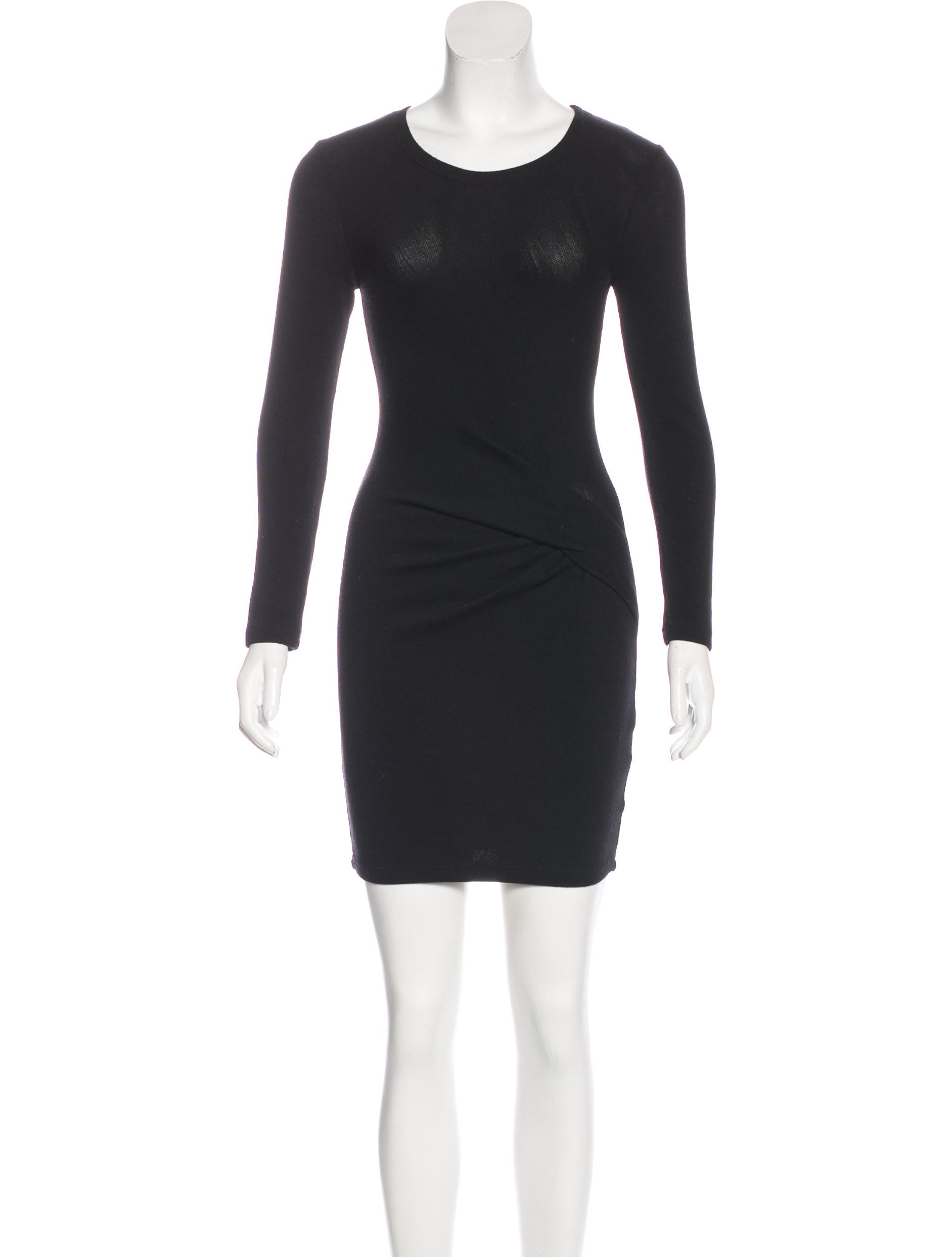 Outlet Discount Top Quality Sale Online Iro Aenor Wool-Blend Dress Cheap Sale Browse Discount Get To Buy 3oDljI