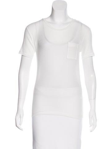 Iro 2016 Sheer T-Shirt None