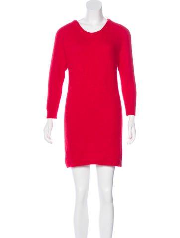 Iro Angora Sweater Dress None