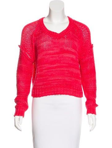 Iro 2015 Yola Knit Sweater None