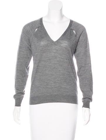 Iro Wool Knit Sweater None
