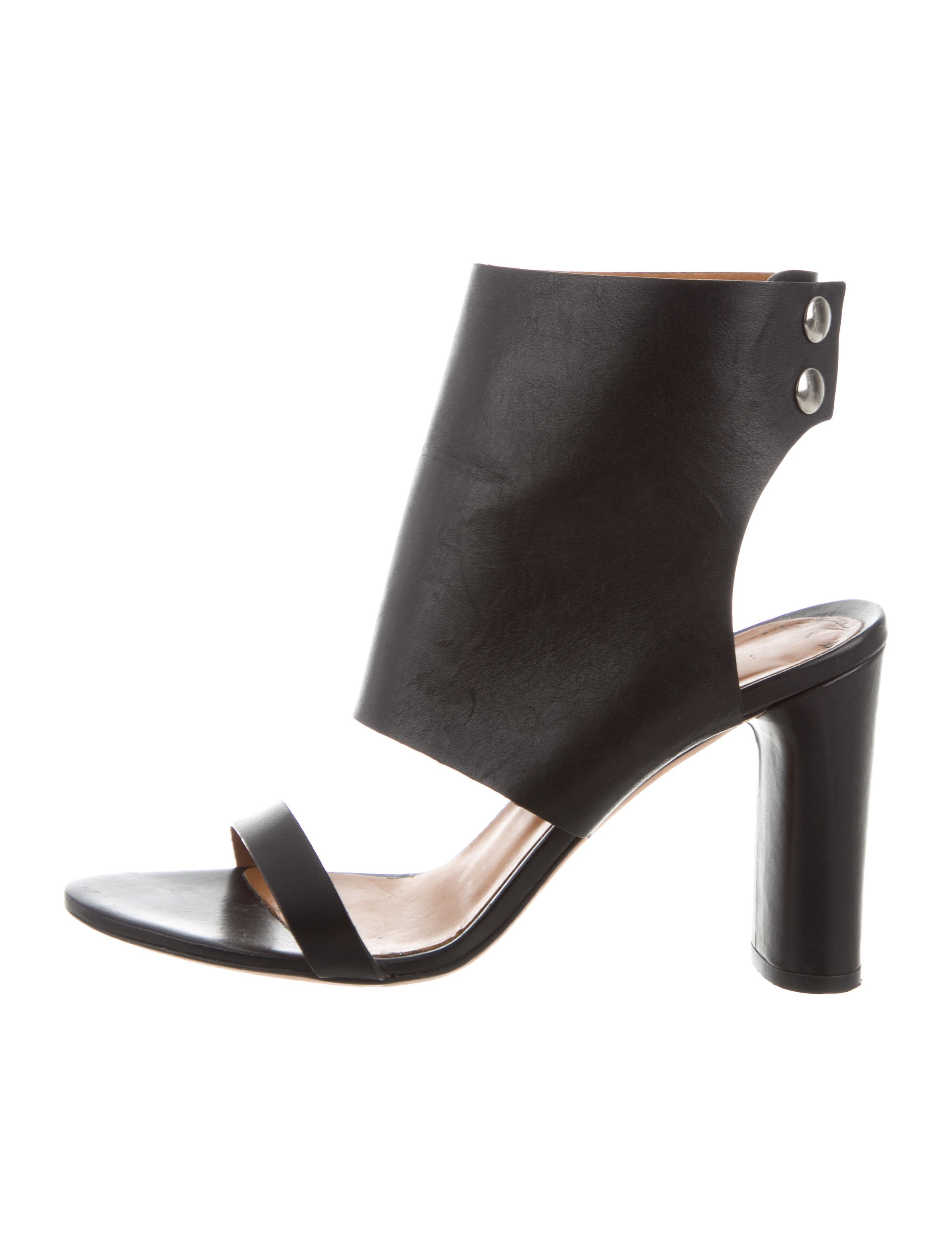 Iro Leather Ankle Strap Sandals for sale free shipping yryc7hJ