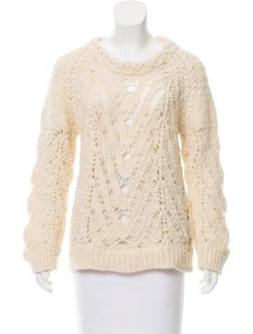 Iro Melacy Wool Sweater None