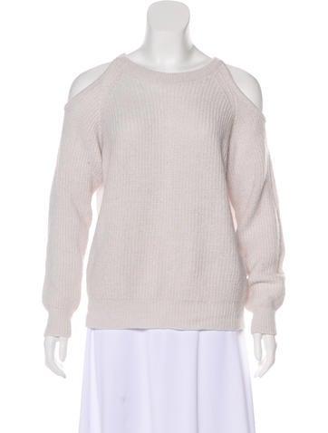 Iro Knit Cutout Sweater None