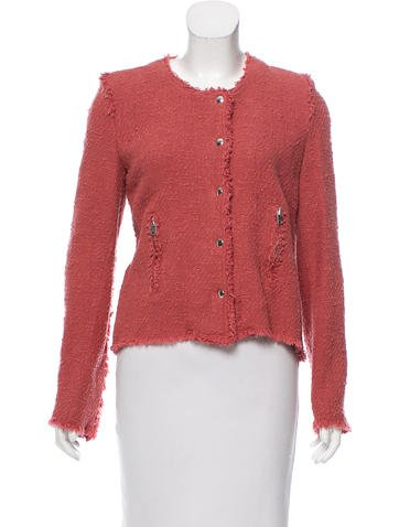 Agnette Textured Jacket w/ Tags